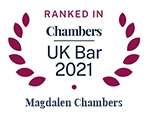 Chambers and partners logo 2021
