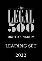 Legal 500 UK Leading Set